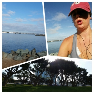 Seaport Village San Diego Run