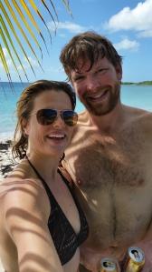 Post Snorkeling selfie!