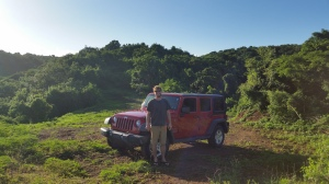 Off-roading in Vieques