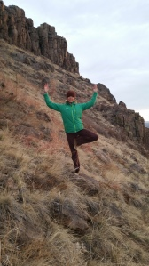 North Table Mountain Tree Pose