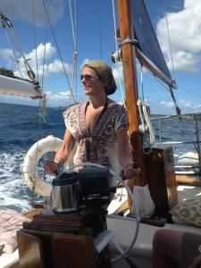 My day at sea