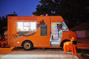 DIY Wedding Food Truck