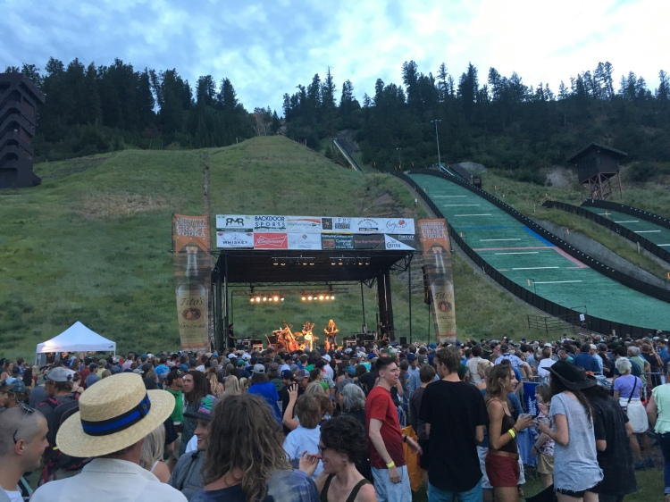 Wood Brothers, Steamboat Springs